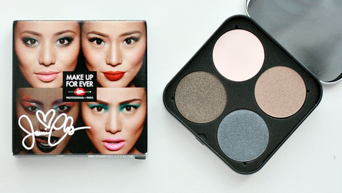 MUFE Limited Edition Jamie Chung Palette // Toronto Beauty Reviews