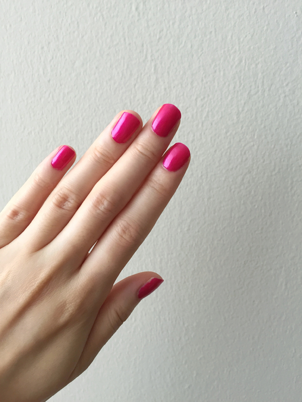 Sally Hansen Damsel in Success // Toronto Beauty Reviews
