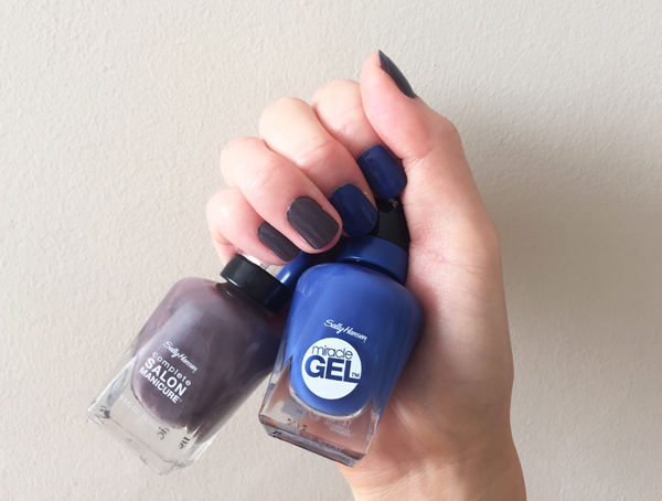 Sally Hansen Talk is Chic Beatnik // Toronto Beauty Reviews