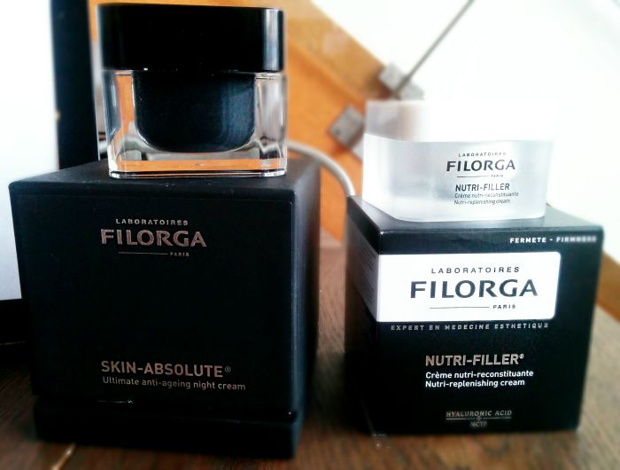 Filorga Skin Care Products // Toronto Beauty Reviews