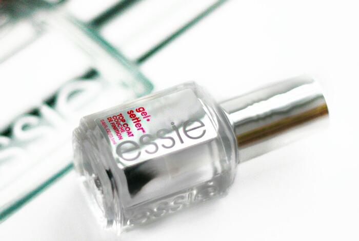 Essie Gel Setter Top Coat // Toronto Beauty Reviews