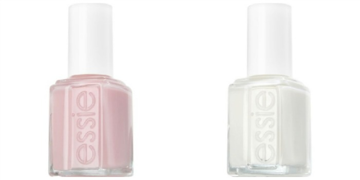 "Essie ""Madamoiselle"" and ""Blanc"""