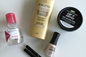 Current Fall Favourites Beauty Round Up