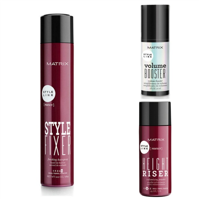 Create Cocktails For Your Hair With Matrix Style Link