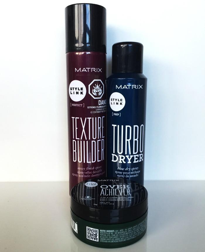 Matrix Style Link // Toronto Beauty Reviews