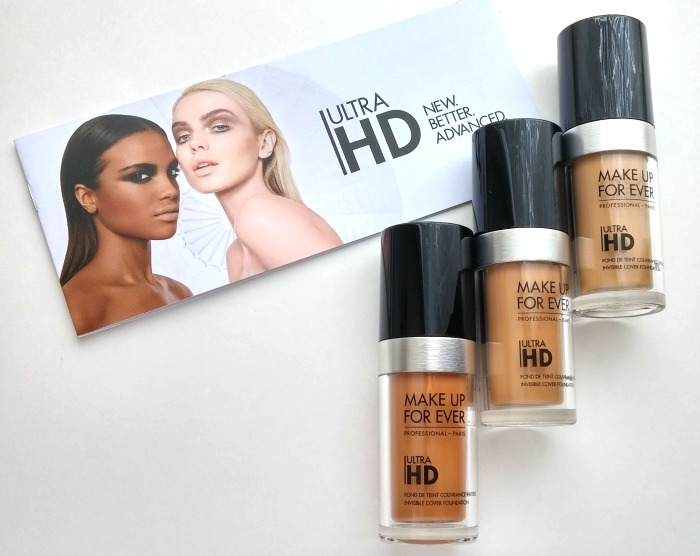 Make Up Forever NEW HD Liquid Foundation // Toronto Beauty Reviews