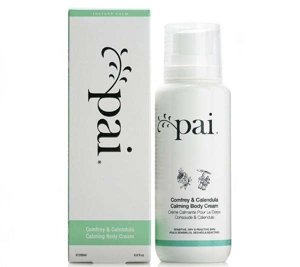 Comfrey & Calendula Calming Body Cream - Pai Skincare // Toronto Beauty Reviews