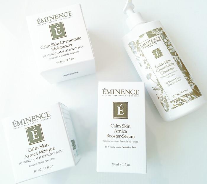 Éminence Organics Calm Skin Line // Toronto Beauty Reviews