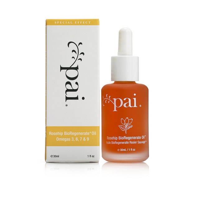 Rosehip Bioregenerate Oil - Pai Skincare // Toronto Beauty Reviews