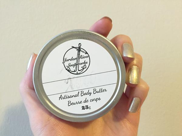 Jordan River Soapworks Artisanal Body Butter