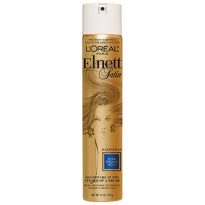 L'Oreal, hairspray, elnett, hair style, strong hold, hair spray, best beauty products of 2015