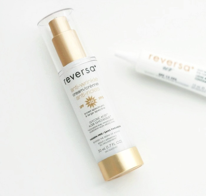 SPF 30, skincare, Reversa, made in Canada, Canadian brand, best beauty products of 2015