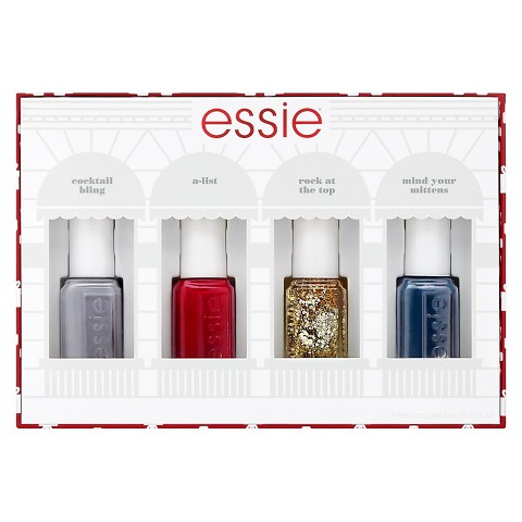 Essie Limited Edition Holiday Kit (US version) // Toronto Beauty Reviews
