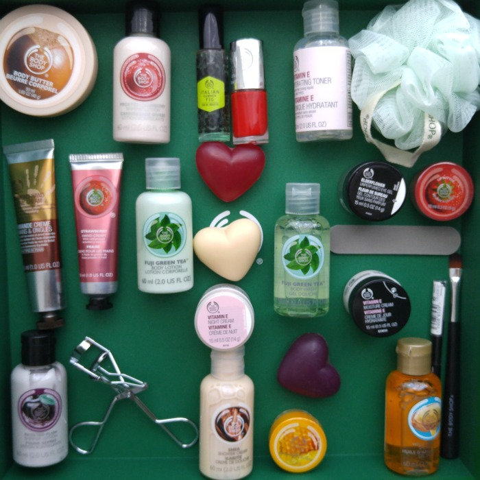 Gift Ideas from The Body Shop // Toronto Beauty Reviews