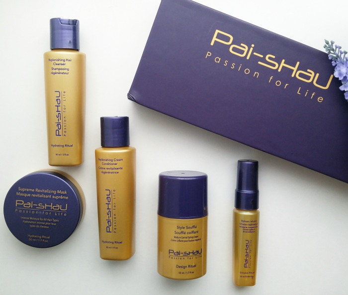 The Secret to Shiny, Healthy Hair is Pai-Shau