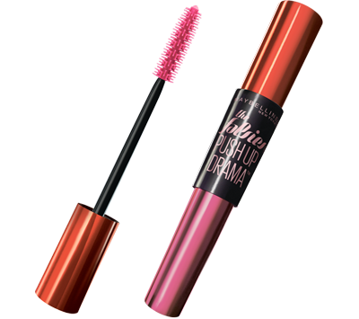 Maybelline Push Up Drama Mascara, how to make your eyes pop, voluminous mascara