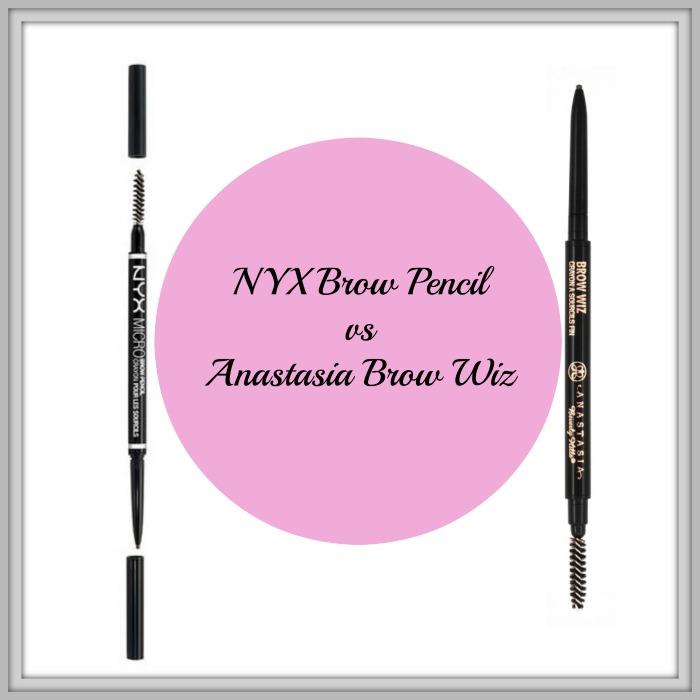 NYX Brow Pencil, Anastasia Beverly Hills, brow pencils, best brow pencils, brow pencil dupe, cheap brow pencil, best brow pencil