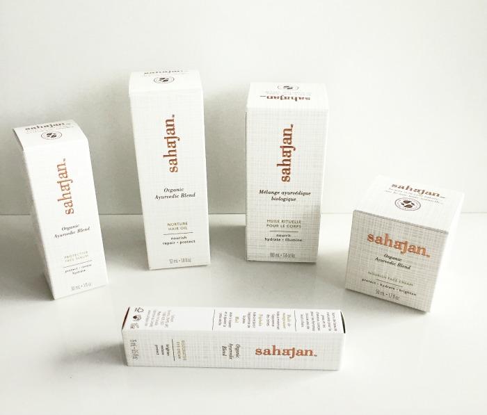 natural skincare; organic skincare; Sahajan skin care; toronto brand;