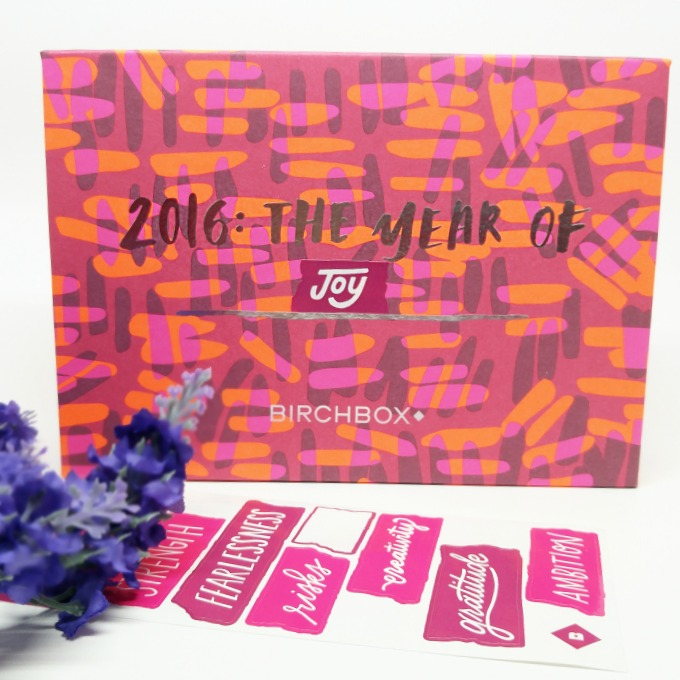 Birchbox Canada, subscription beauty box, makeup, beauty, beauty products