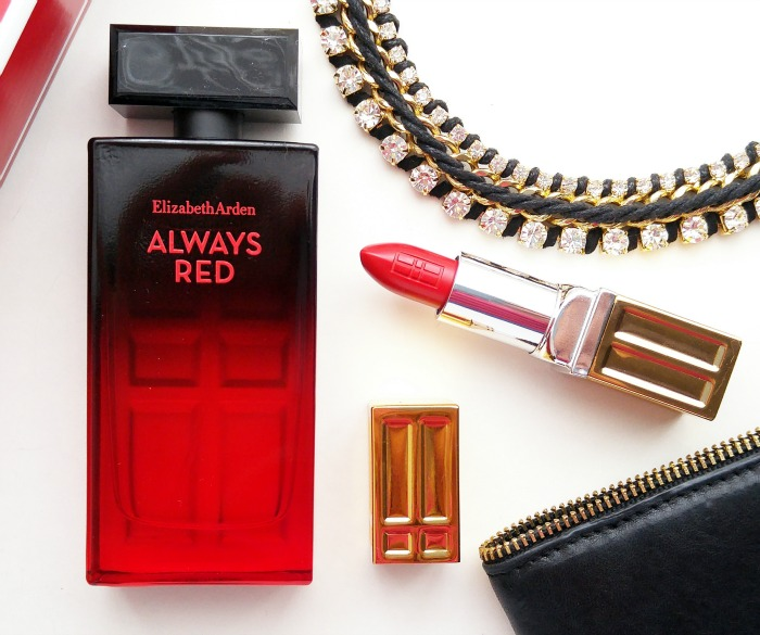 Elizabeth Arden Perfume ALWAYS RED