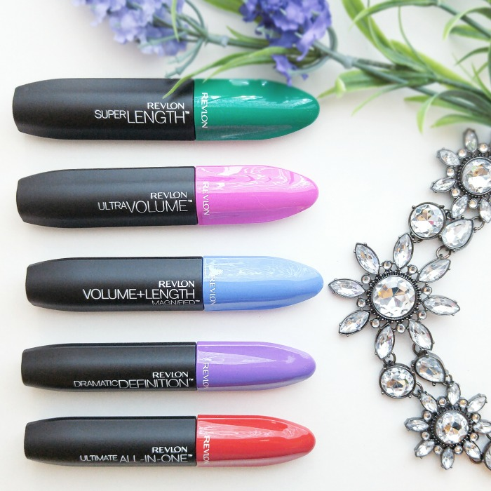Checking Out the New Revlon Mascara Collection