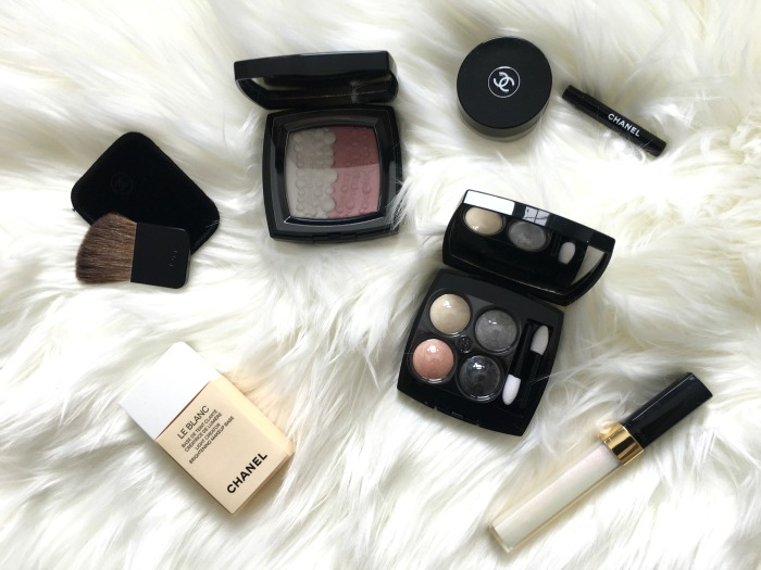 Chanel Le Blanc and Les Sautoirs de Coco Makeup Collection
