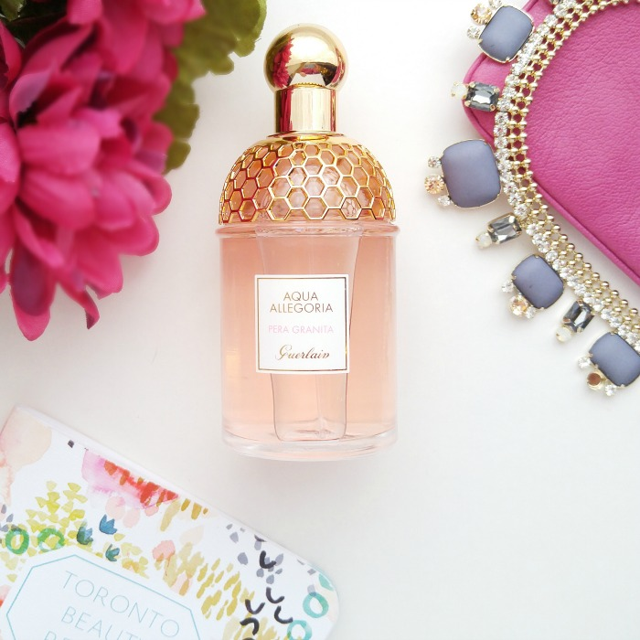 Guerlain Aqua Allegoria Perfume // Toronto Beauty Reviews