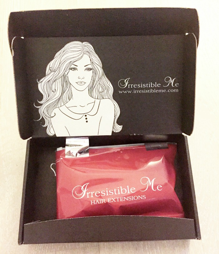 Irresistible Me Hair Extensions Review // Toronto Beauty Reviews