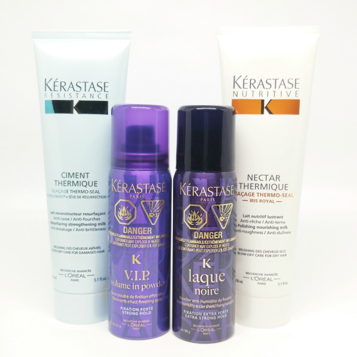 Rejuvenating in style with L'Oréal Kérastase