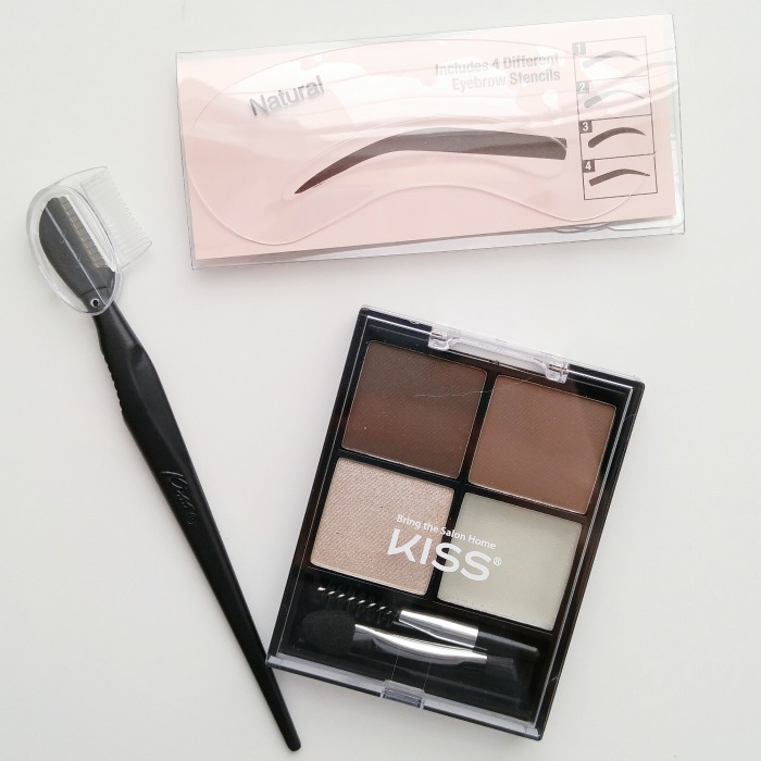 Kiss Beautiful Brow Kit Review // Toronto Beauty Reviews