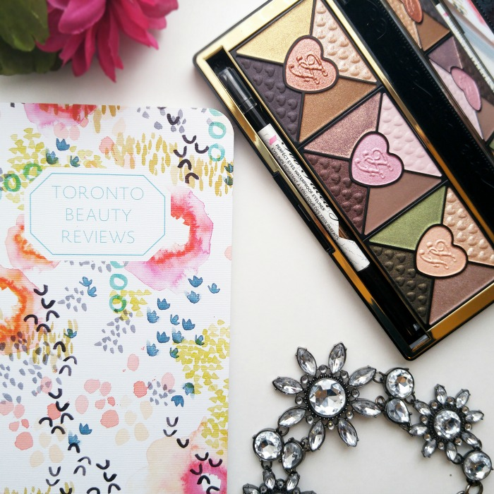 Too Faced Love Palette Tutorial