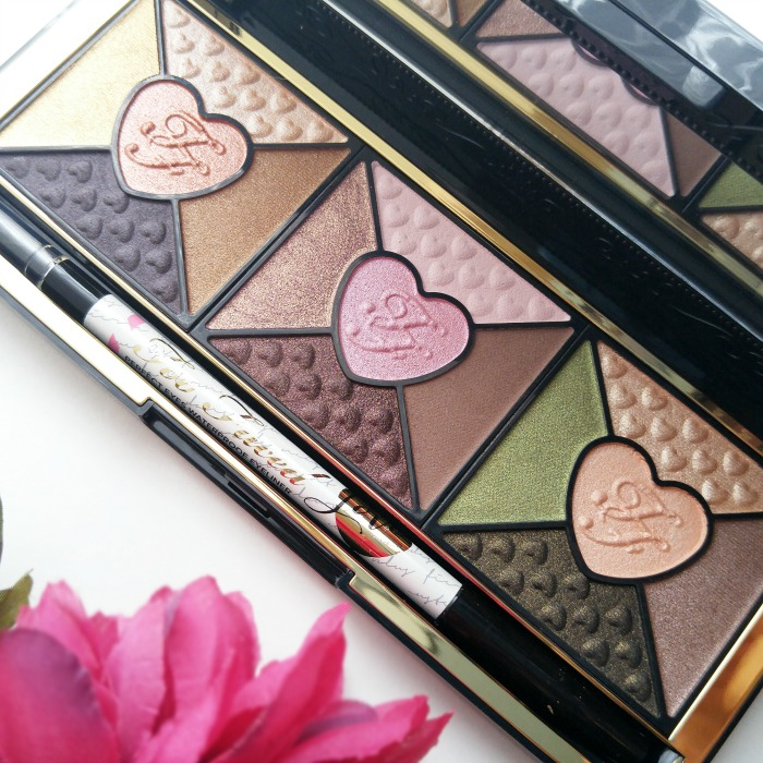 Too Faced Love Palette Tutorial // Toronto Beauty Reviews