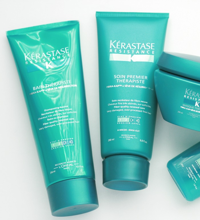 kerastase resistance review toronto beauty reviews. Black Bedroom Furniture Sets. Home Design Ideas
