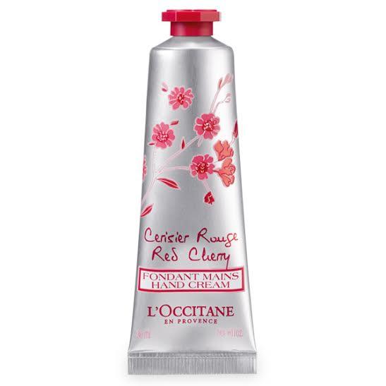 Mother's Day Idea: L'Occitane hand cream