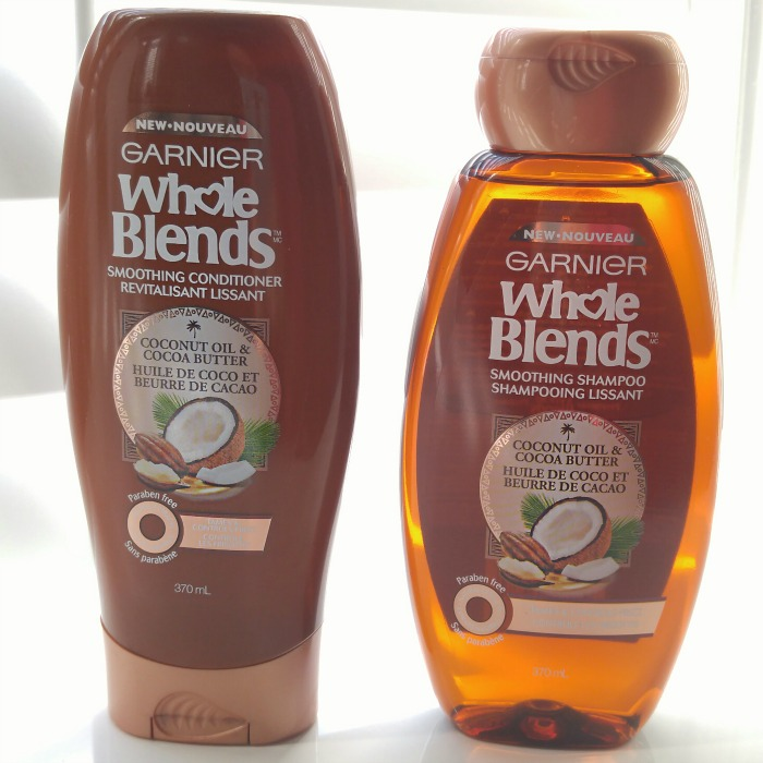 Garnier Whole Blends - Smoothing Blend