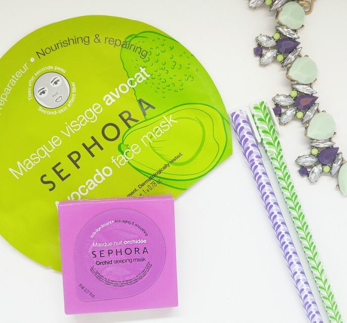Sephora Spring Collection Favourites - Masks