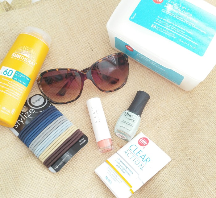 Shoppers Drug Mart Beach Beauty Essentials {Giveaway – CLOSED}