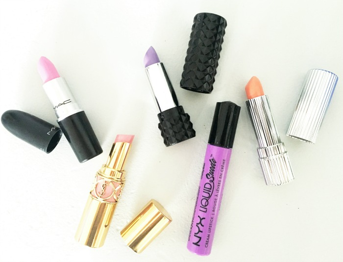 How to Rock Pastel Lips This Summer