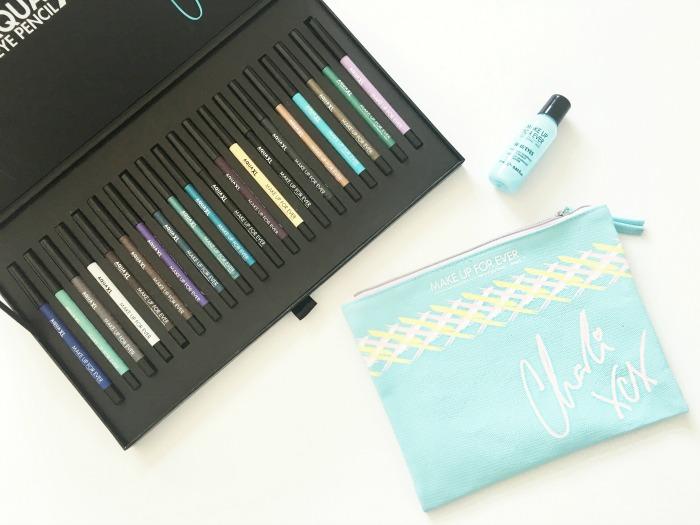 MUFE Aqua XL Eye Pencils // Toronto Beauty Reviews