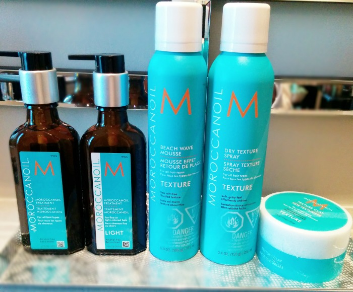 Moroccanoil Texture Collection // Toronto Beauty Reviews