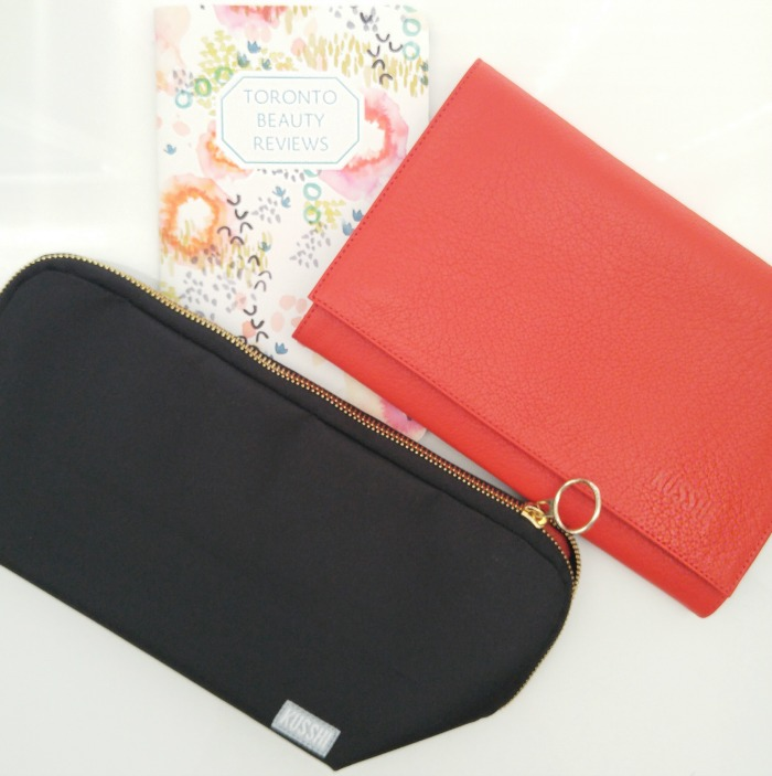 Kusshi Makeup Bags
