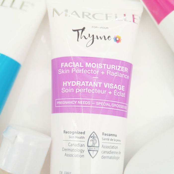 Marcelle for Thyme Maternity Skin Care // Toronto Beauty Reviews