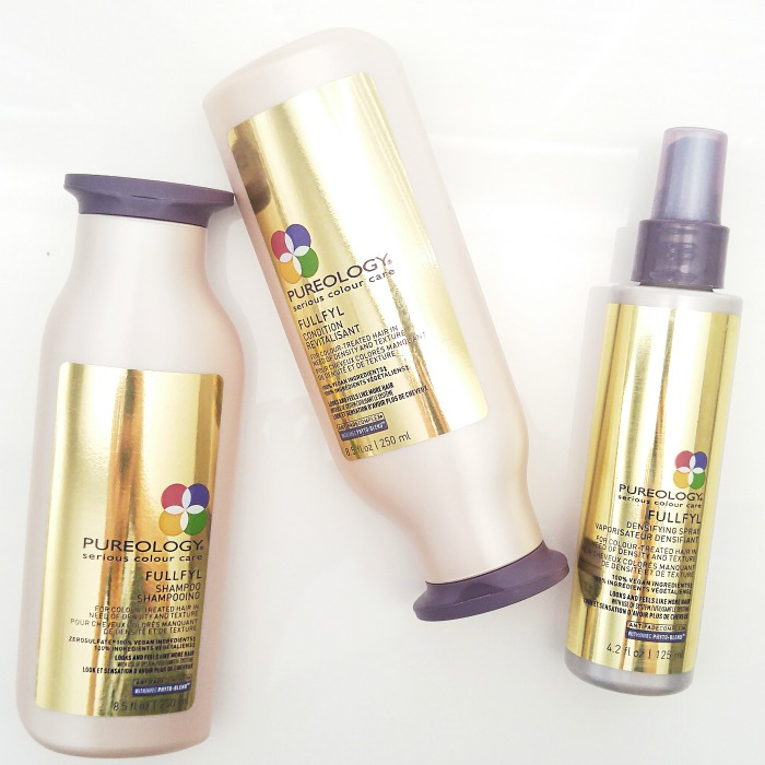 Pureology Fullfyl Products // Toronto Beauty Reviews