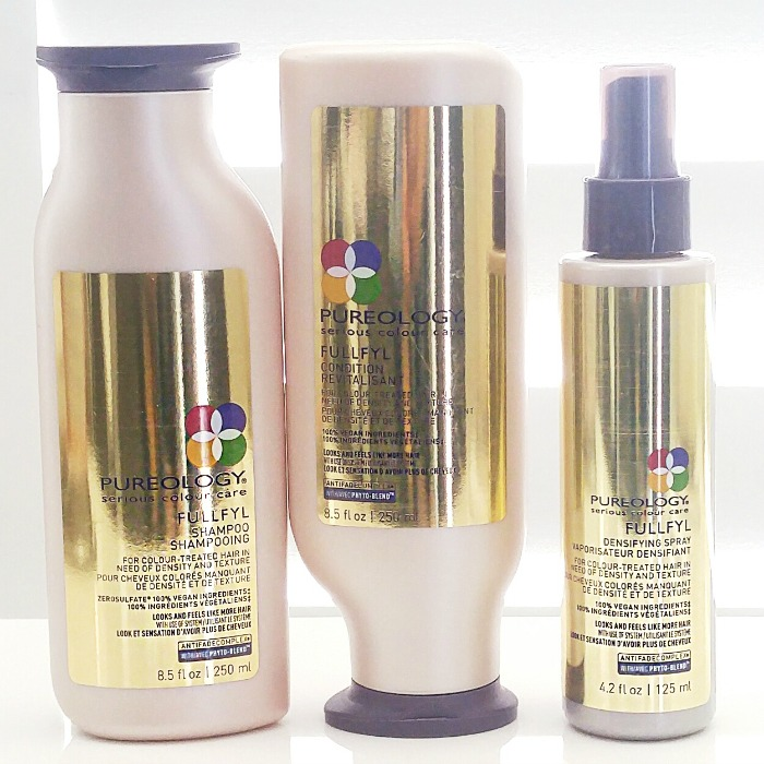 Pureology Fullfyl Products For the Colour You Deserve