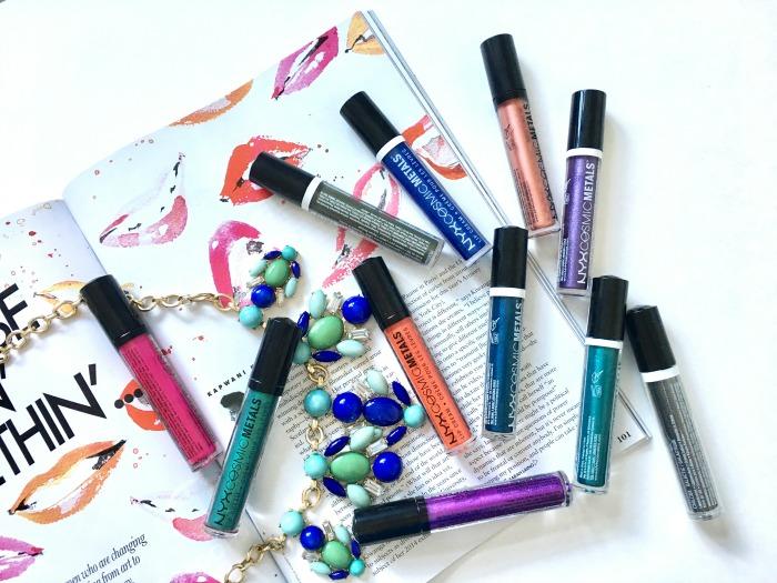 NYX Cosmic Metals // Toronto Beauty Reviews