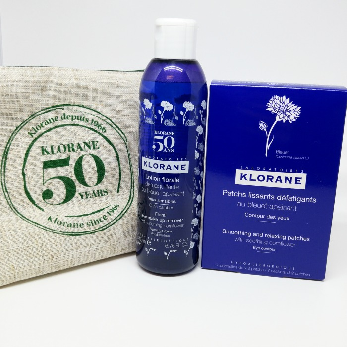 Reduce Signs of Aging Around Eyes KLORANE | Toronto Beauty Reviews