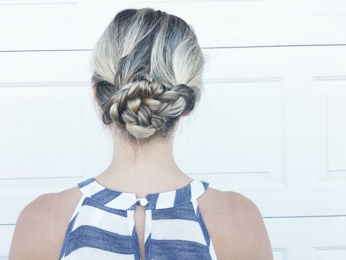 Easy Braided Hairstyles // Toronto Beauty Reviews