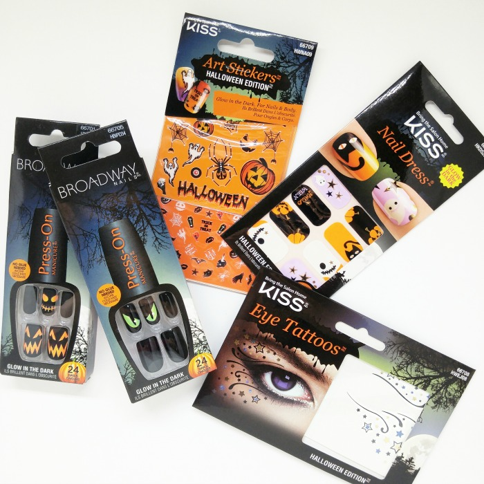 Easy Halloween Fun with KISS Products