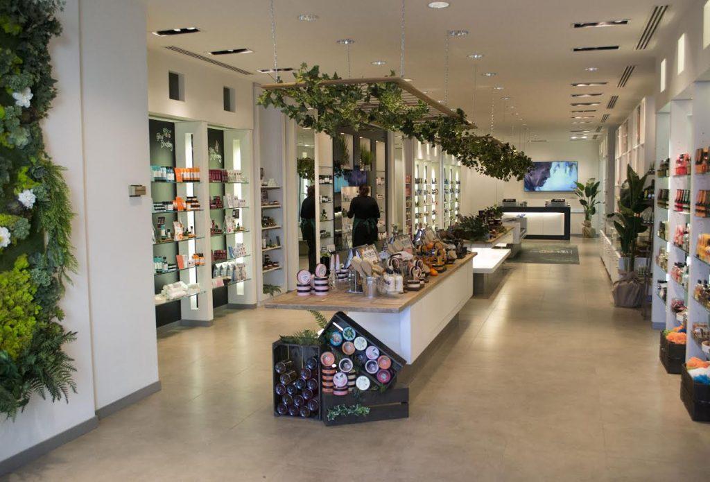 The Body Shop Pop Up Shop // Toronto Beauty Reviews