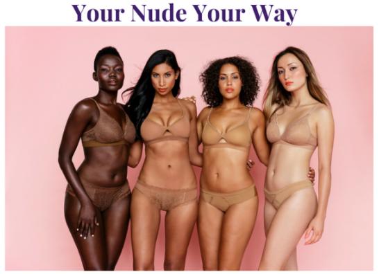 Love & Nudes Lingerie